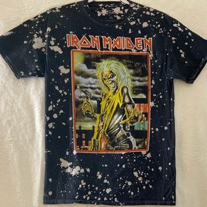 Urban Outfitters Iron Maiden Men's band T-shirt